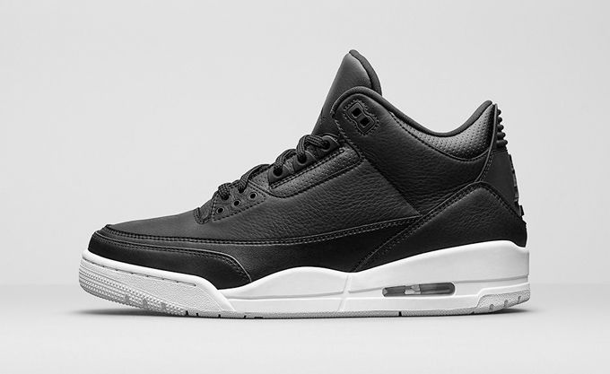 official photos 8c4bb d0821 Nike Air Jordan 3 Retro Black White