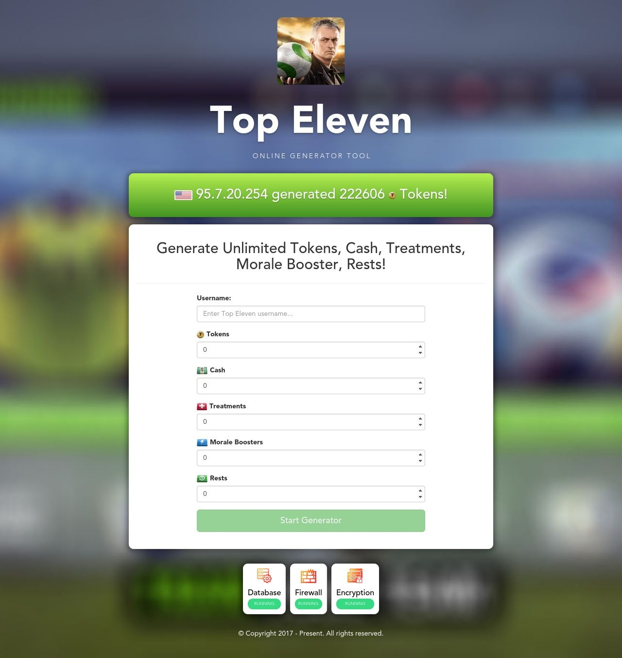 Top Eleven Hack Tool No Vertification Apk That Generates Unlimited Free Tokens Get Your Copy Now And Start Generating Unlimited Eleventh Generator Tool Hacks