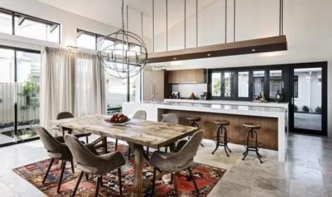 The Bletchley Loft - Two Storey Loft House Designs Perth and Country ...