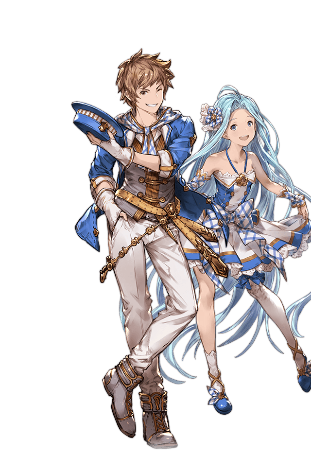 Pin by Courtney Mattson on art style reference Granblue