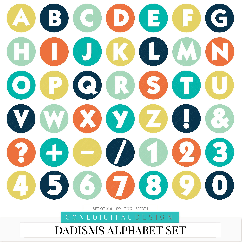 Dadisms Clip Art Dad Alphabet Clipart Father Download Dad