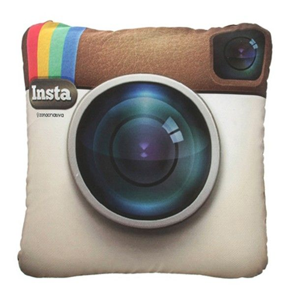 Almofada Instagram Geek Nerd I Want In 2019 Instagram Logo