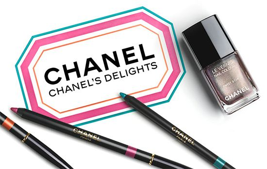 Chanel's Delights for Holiday 2014