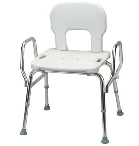 Walgreens shower chair features Arms Shower chairs for