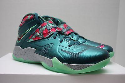 newest 7f87e e7e0e Nike Lebron Zoom Soldier VII 7 Power Couple Size 11 - South Beach - 599264  300