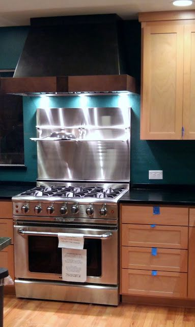 Capital Culinarian Owners Post Reviews Photos Of Your New Range Appliances Forum Gardenweb Kitchen Remodel Double Wall Oven Kitchen