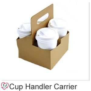 Cup Dispensers Ideal for Coffee Shops or Takeout