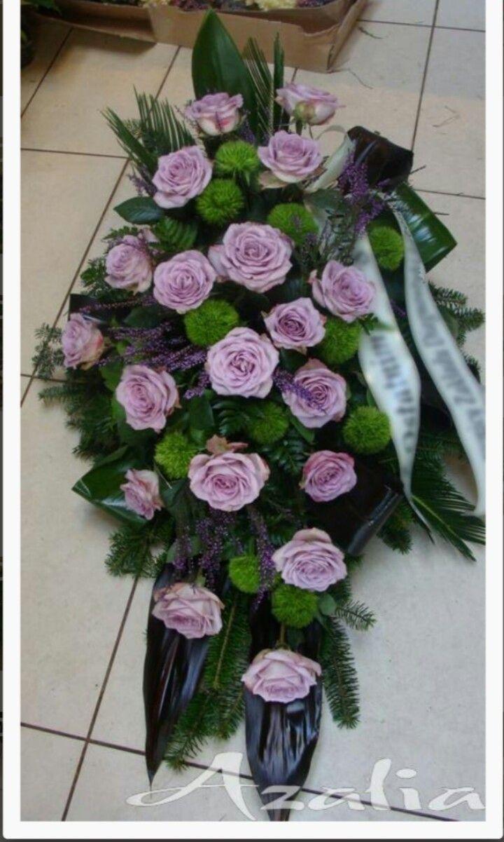 Pin By Edyta Wesierska On Wreaths Arrangements Funeral Flower Arrangements Funeral Floral Arrangements Funeral Floral