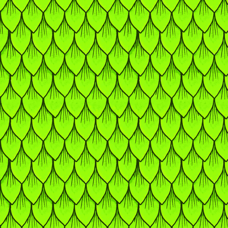 Colorful Fabrics Digitally Printed By Spoonflower Green Dragon Scales Dragon Scale Texture Drawing Scale Drawing