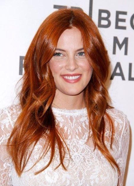 Tarcin Bakir Sac Rengi Kimlere Yakisir Ginger Hair Redhead