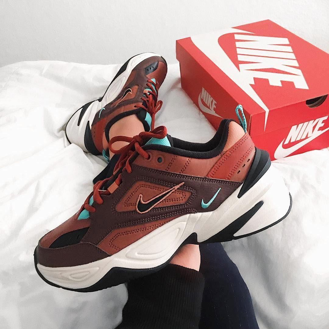 Macchina ricevente Sinewi strategia  Nike M2K Tekno