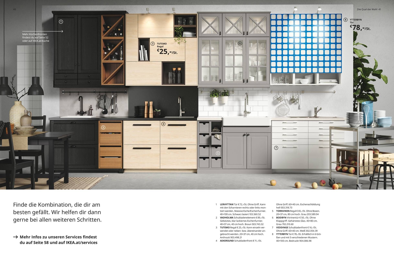 Isrb Metod Qualityfrominside Ikea Kuchenbroschure 2020 Keuken Keukens Brochure
