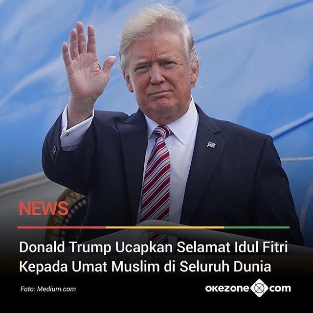 WASHINGTON Presiden Amerika Serikat Mengucapkan Selamat