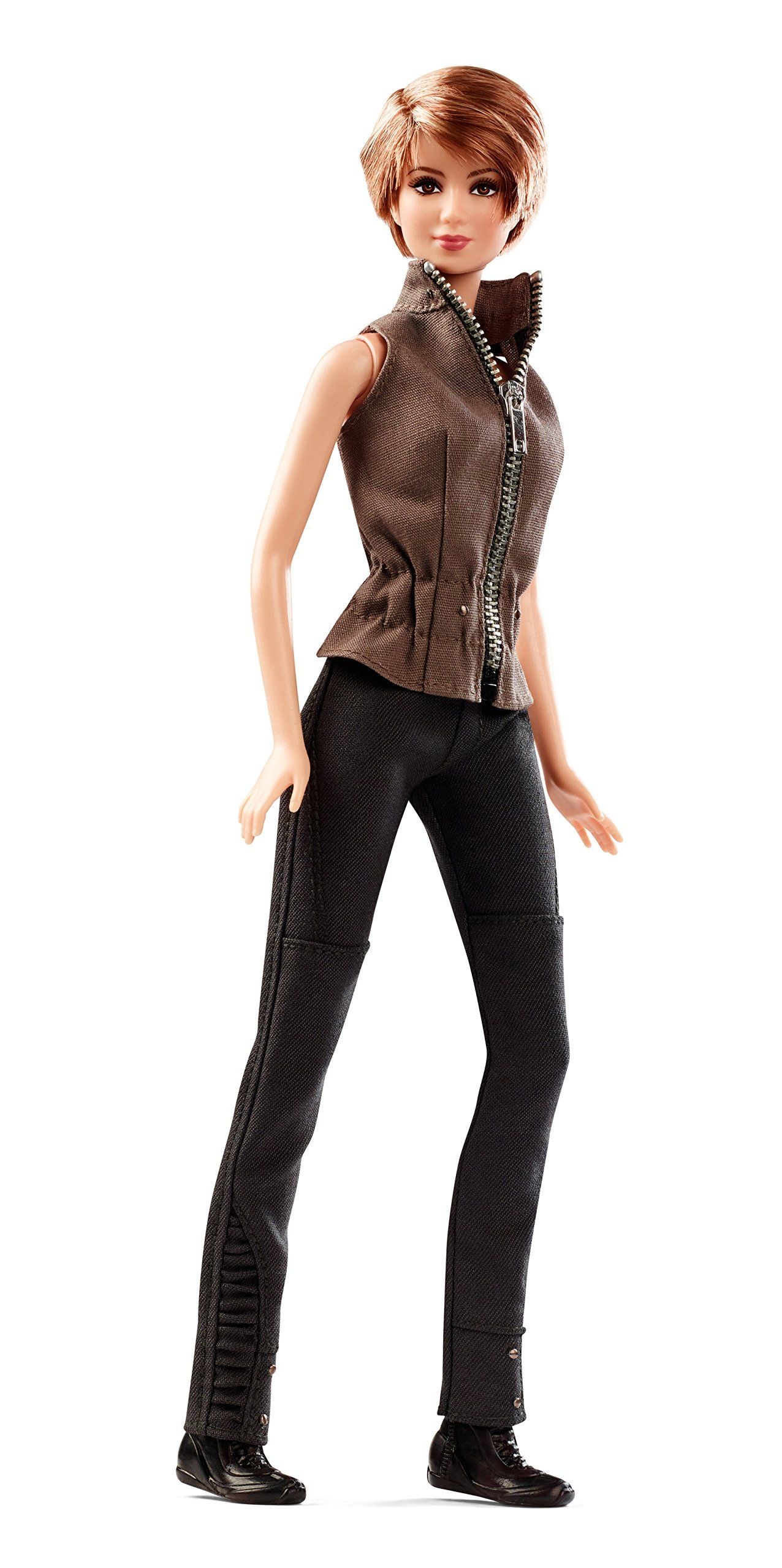 Tris Barbie Doll From The DIVERGENT SERIES: INSURGENT Unveiled