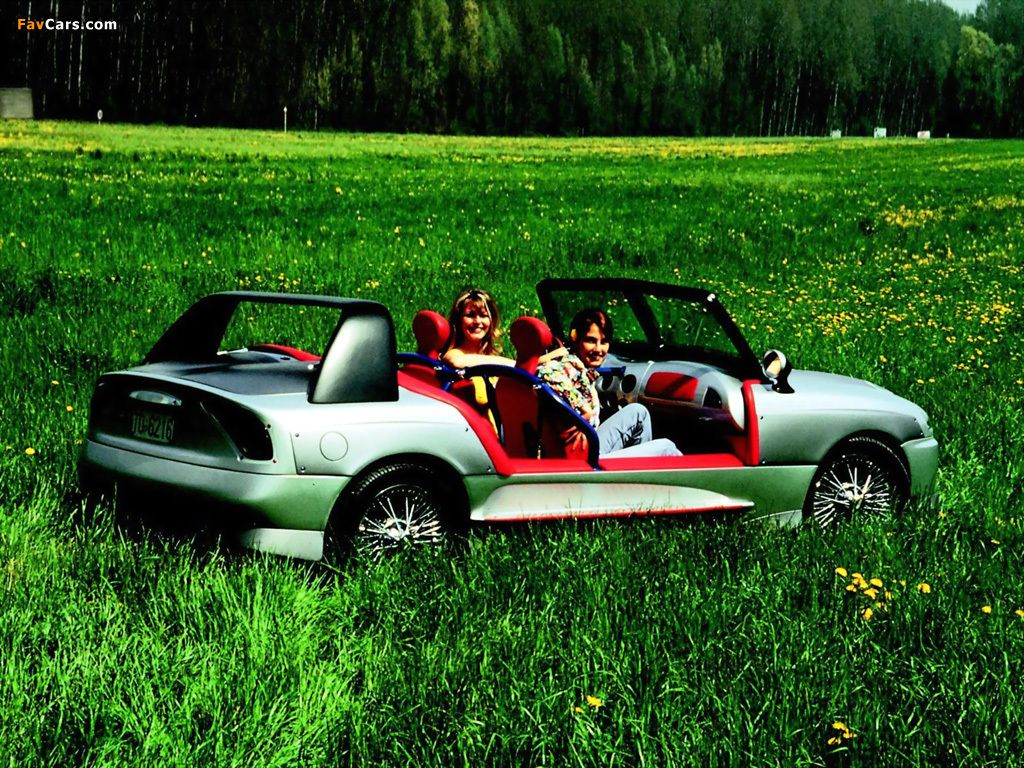 Italdesign Fiat Formula Hammer 1996 Images Fiat Toy Car Hammer