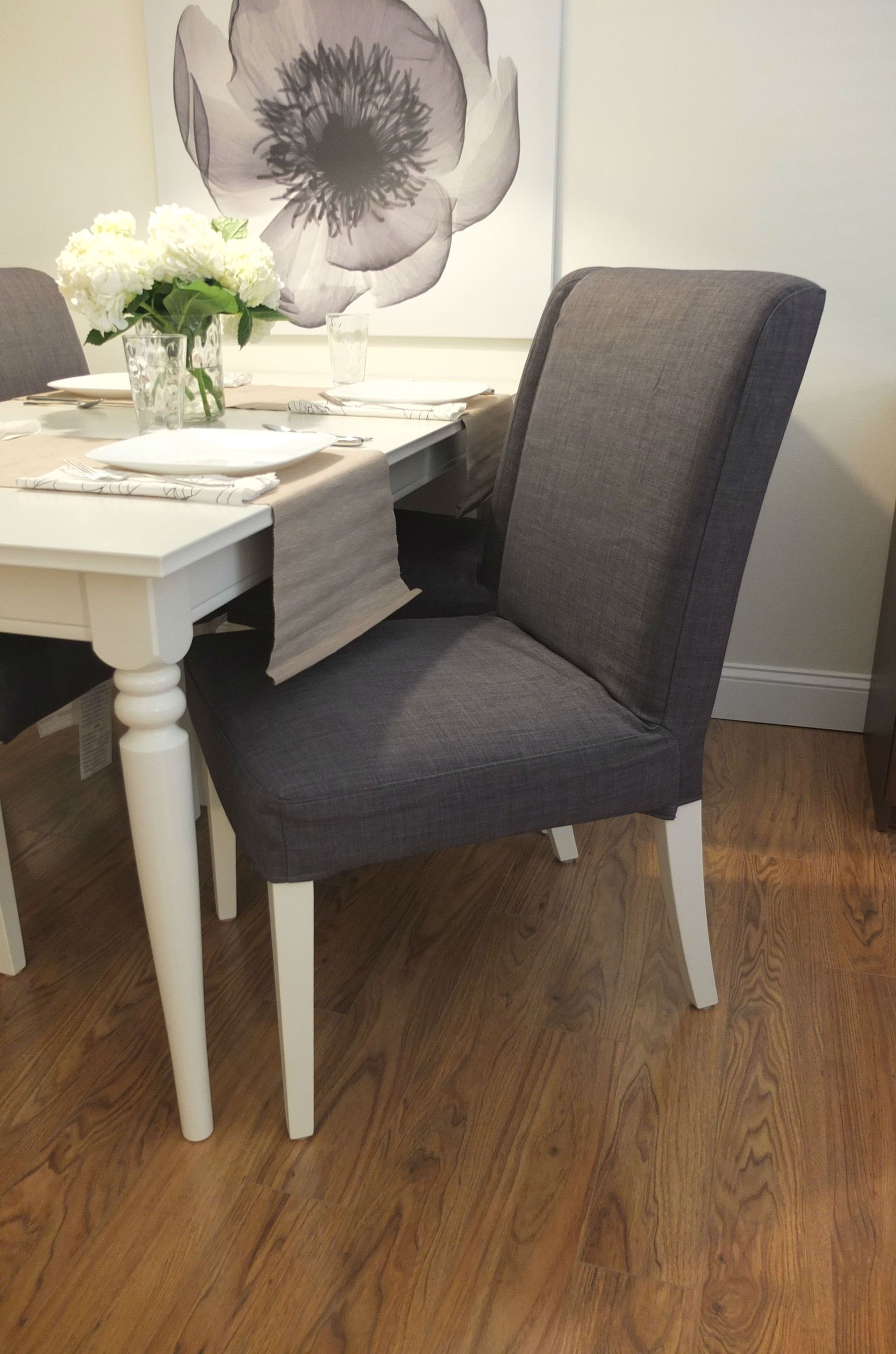 guineys dining chair covers portable lift with a new area sandra is bound to entertain the