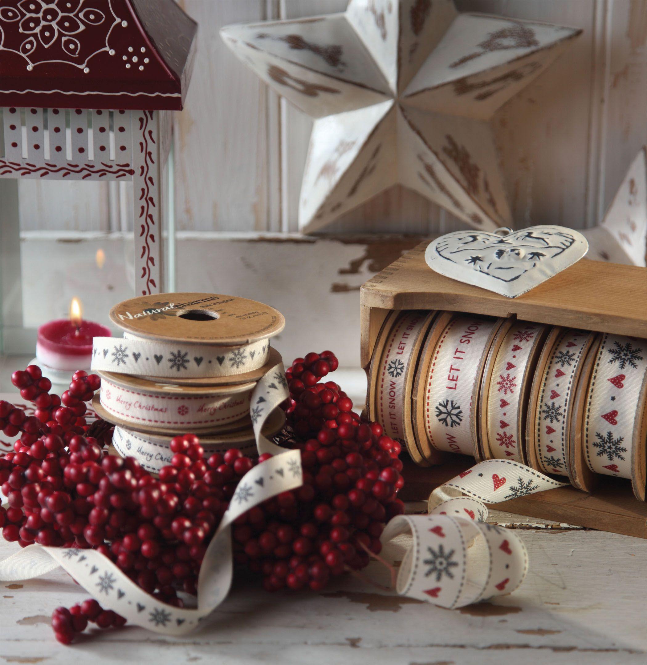 Snowflake Stitch Nordic Christmas Scandinavian Christmas Christmas Gift Wrapping