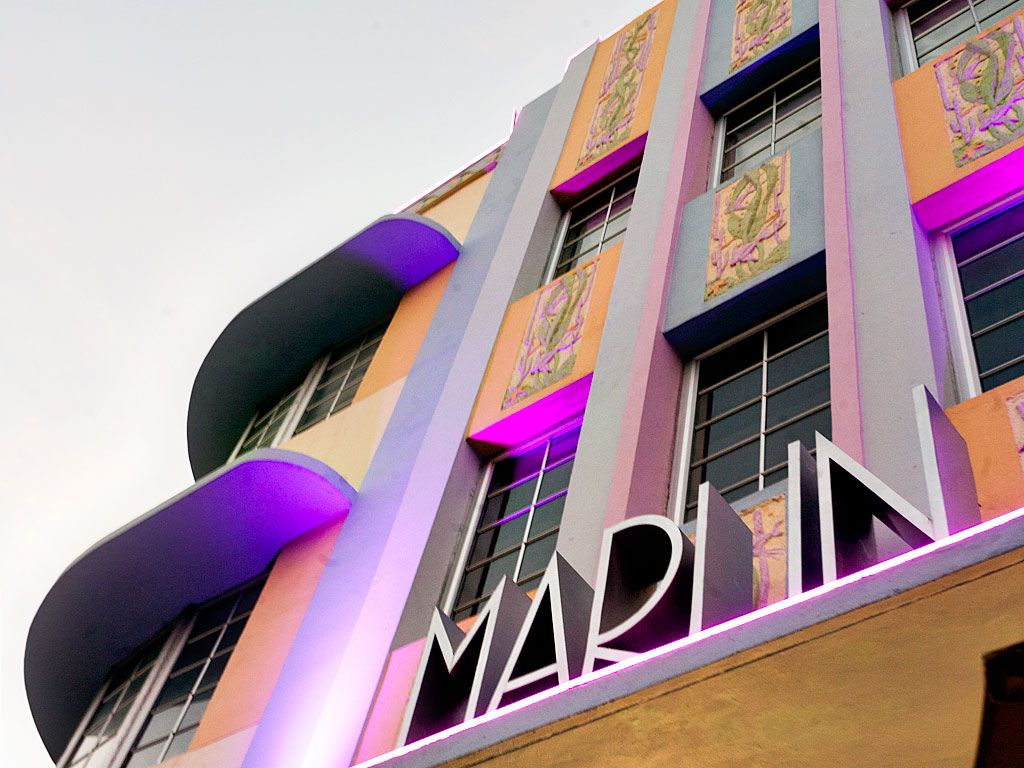 The Marlin Hotel Miami Beach