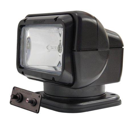 Golight Permanent Mount Searchlight w//Dash Mounted Remote White