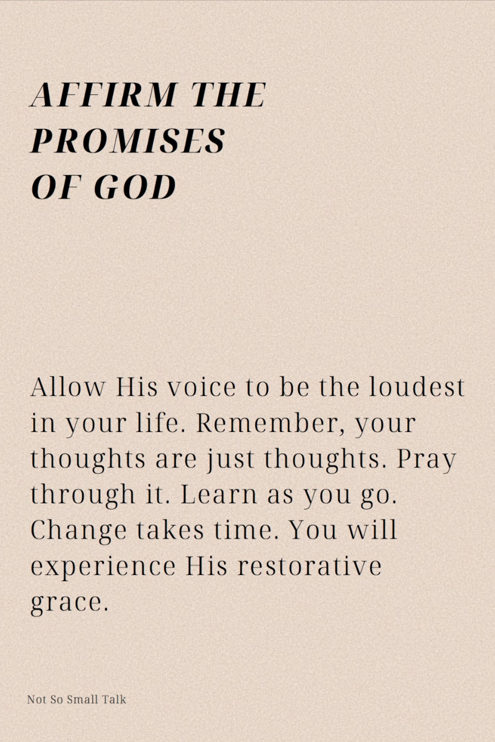 Reminders for Yourself: You are Progressing