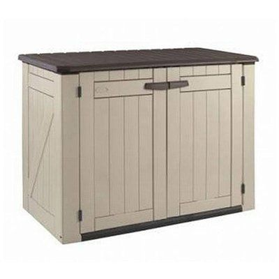 Keter lounge shed plastic storage unit products i love for Sheds and storage units