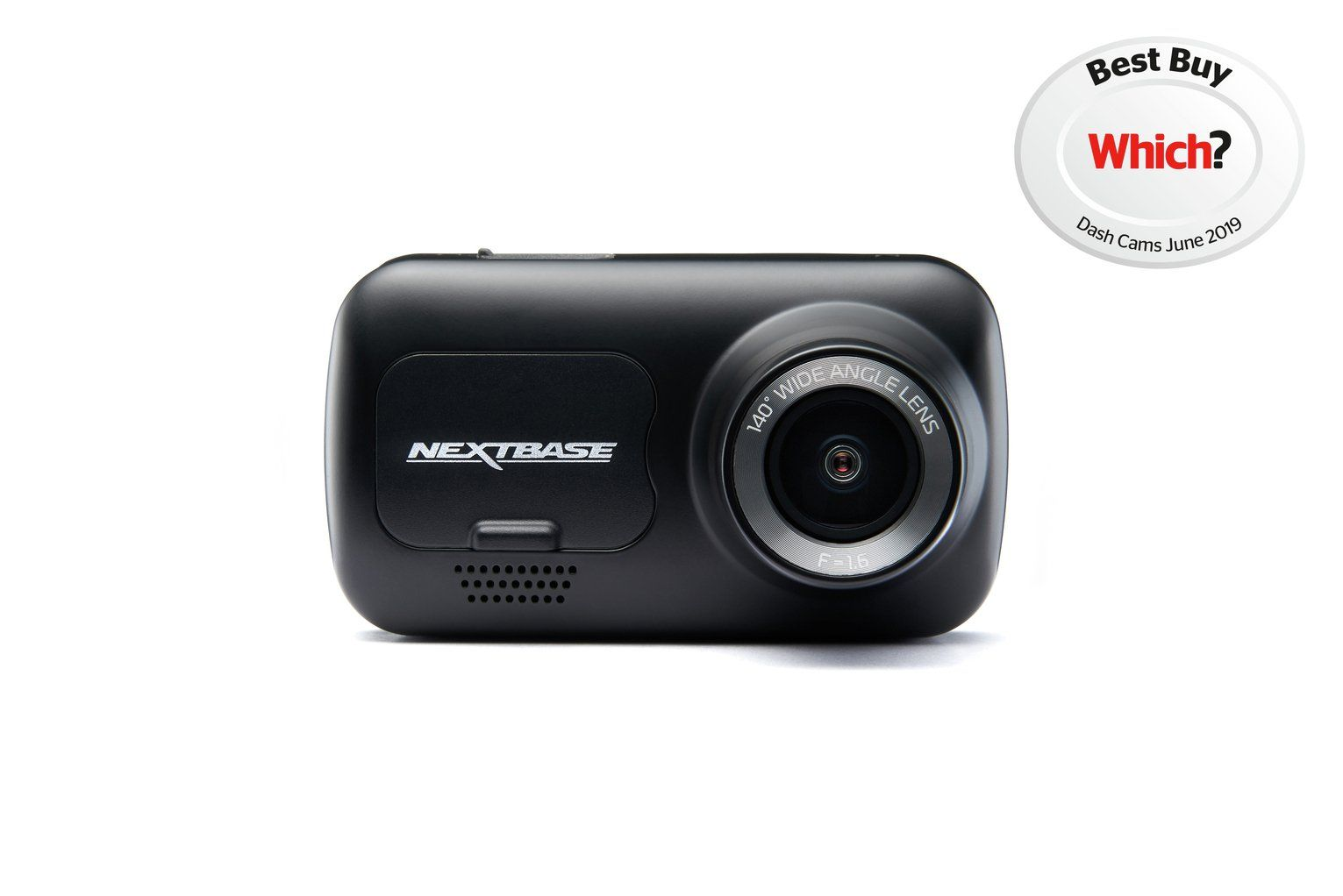 The Nextbase 222 Dash Cam offers full HD, with an improved chipset to record in full 1080p HD. It uses an enhanced 6G lens and 140 viewing angle to capture the road ahead in greater detail. . The 222 uses a brand new compact design, with a clear 2.5-inch HD IPS panel for a user-friendly experience. The exclusive new Click&Go Pro mount features a lower profile design and high strength neodymium magnets for installation and removal from your Dash Cam with just one hand. Save footage using the free
