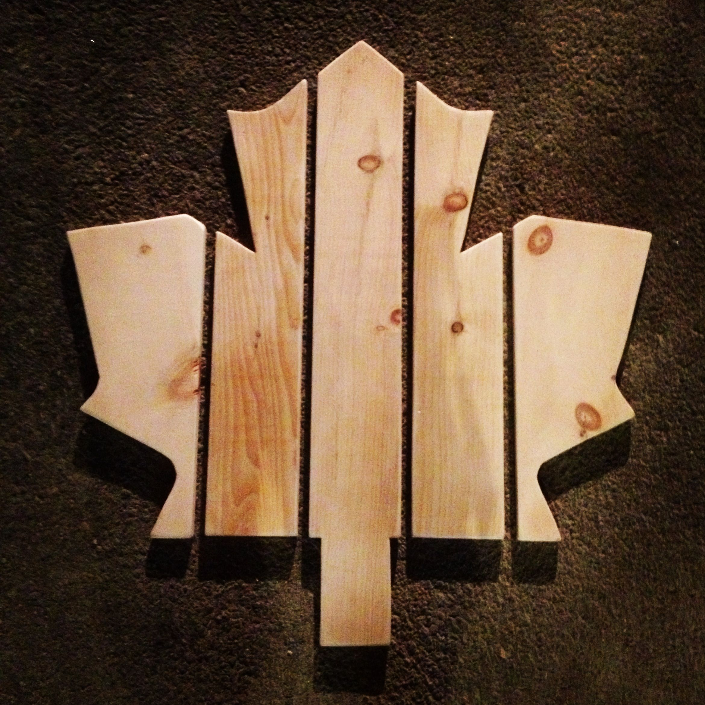 Toronto Maple Leafs Adirondack Muskoka Chairs
