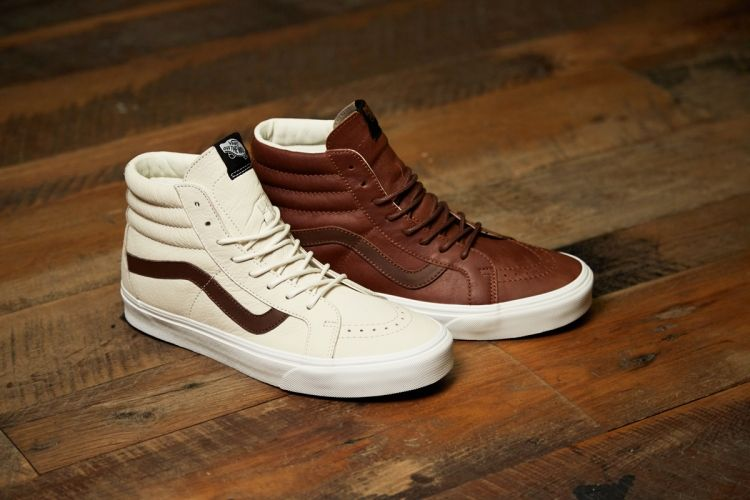 Vans Leather Pack Zima 2016 Leather Vans Vans Best Sneakers