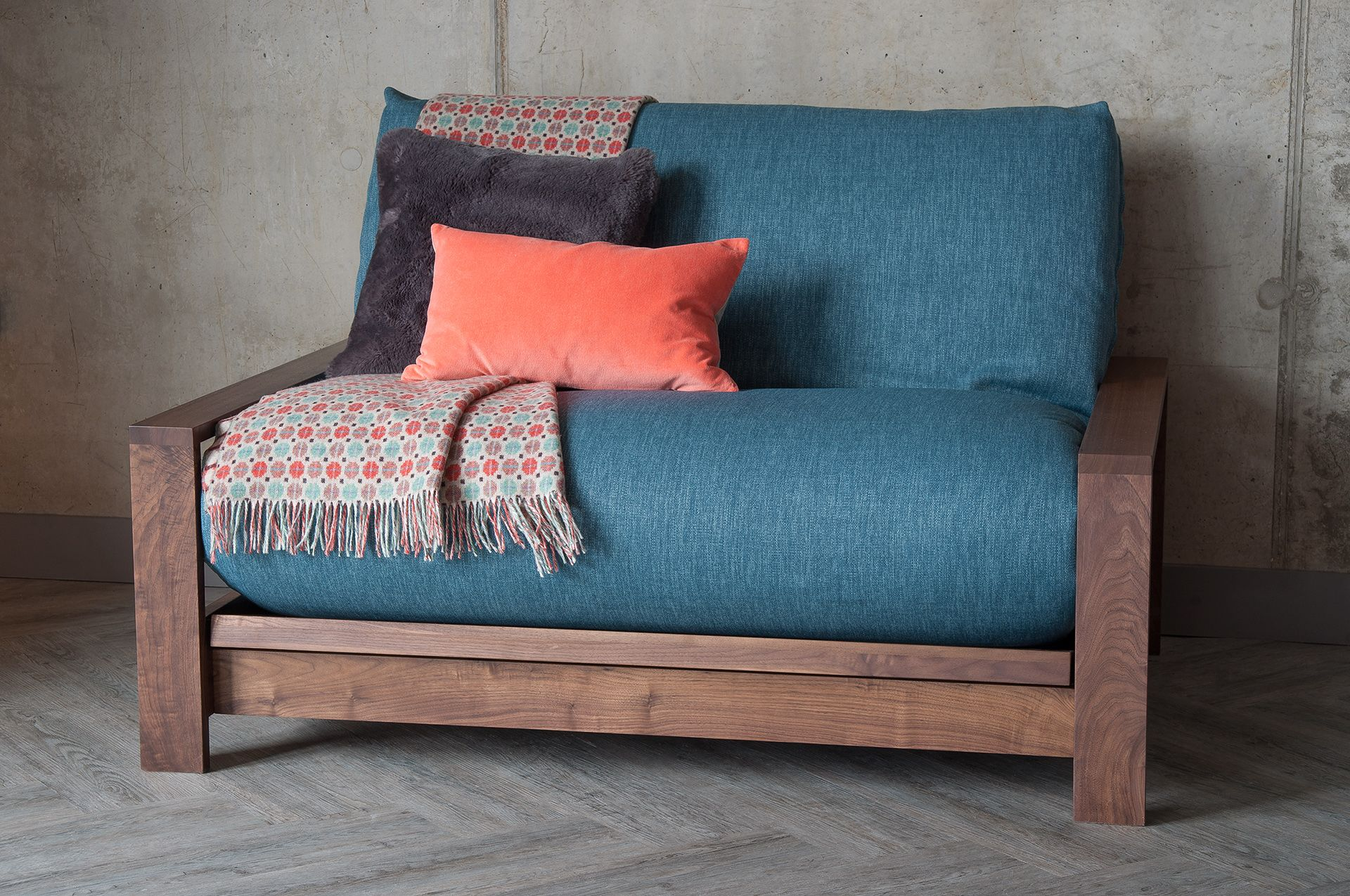 Bed And Sofa Factory Darlington Company Gr The Stylish Panama Solid Wood Futon Includes A 7