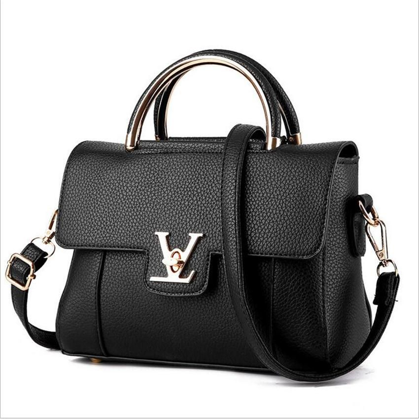 7e3c47630406 Soft Leather Handbags Women Bag Zipper Ladies Shoulder Bag Girl Hobos Bags  New Arrivals bolsa feminina