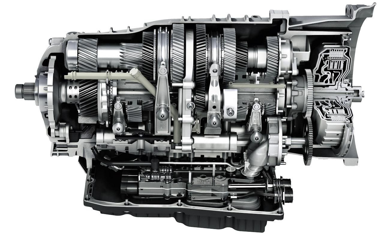 Dual Clutch Automated Manual Transmissions Pdk Porsche Doppelkupplungsgetriebe Cutaway Photo 319161 S 1280x7 Mid Size Car Automatic Cars Automobile Engineering