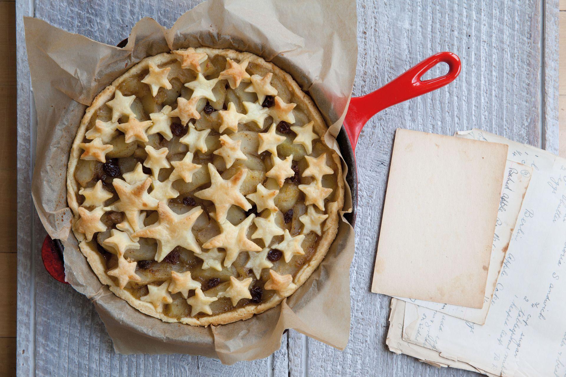 Stellar Apple Pie Photo Annabel Langbein Media Kiwi Recipes Sweet Recipes Food