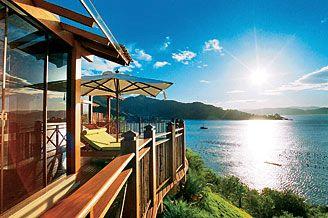 Ponta dos Ganchos Resort in Governador Celso Ramos, Brazil