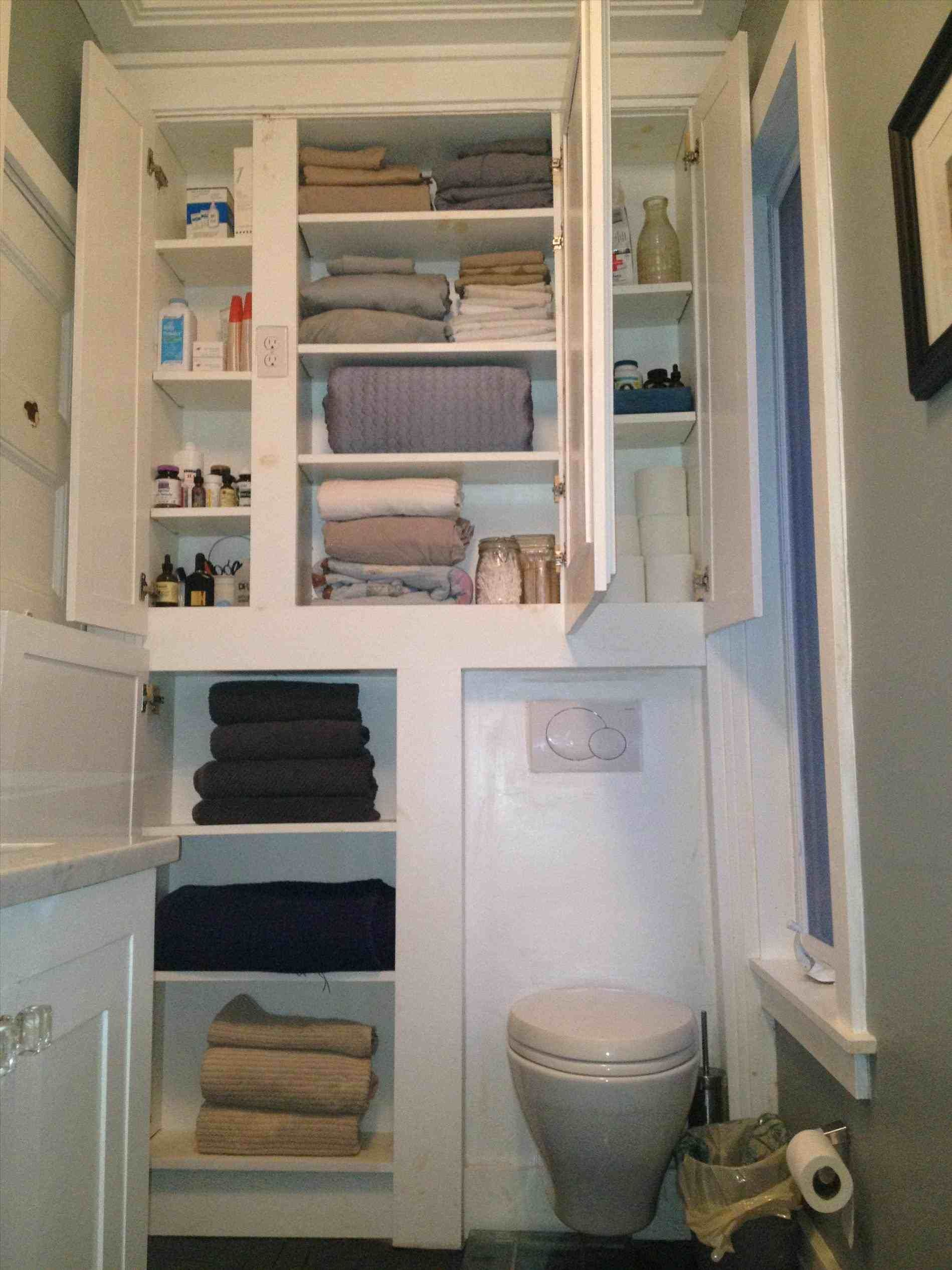 New Post Bathroom Wall Cabinets Over The Toilet Visit Bathroomremodelideassclub