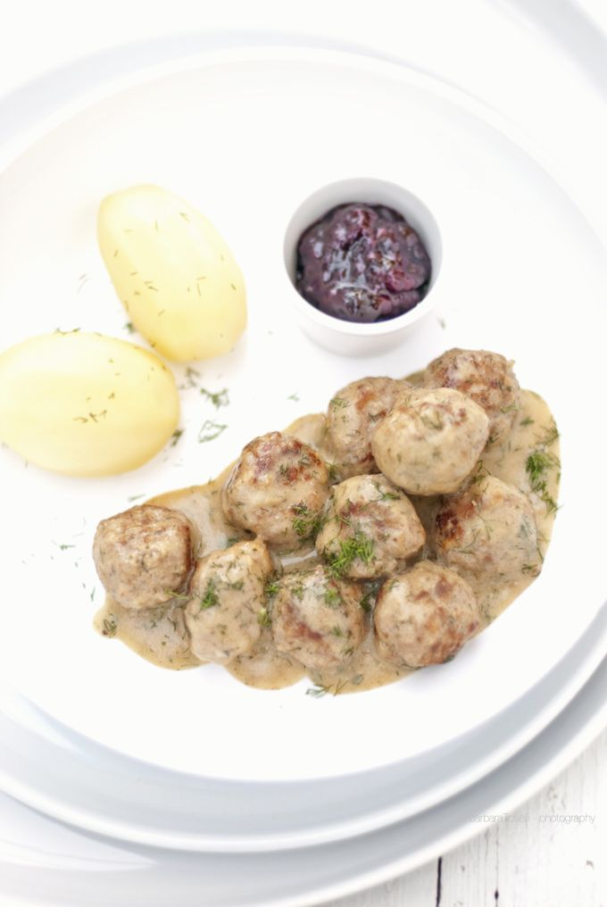 Photo of Swedish meatballs_Kottbullar.