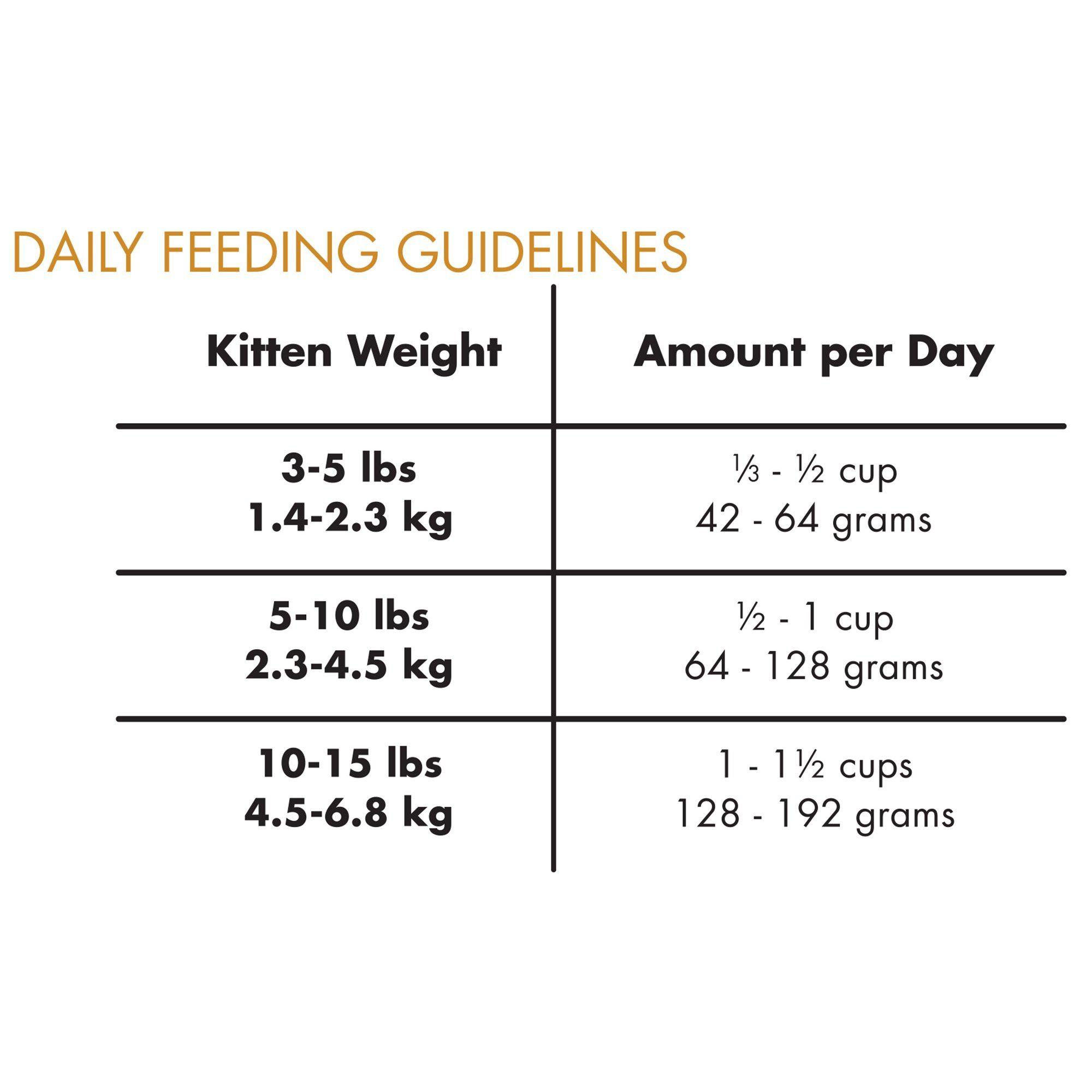 Canidae Grain Free Pure Foundations Kitten Formula Made With Chicken 2 5 Lbs Kitten Formula Grain Free Kitten Food