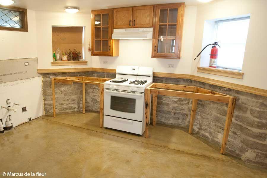 картинки по запросу Kitchen Without Lower Cabinets Kitchen Without Lower Cabinets Kitchen Cabinet Design Kitchen Cabinets Trim