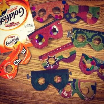 Cardboard Masks To Decorate Recycled Cardboard Masks  Holiday Decorating  Pinterest