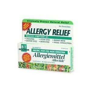 Boericke  Tafel Allergiemittel AllerAide Allergy Relief Tablets 40ea  MultiPack *** You can find out more details at the link of the image.