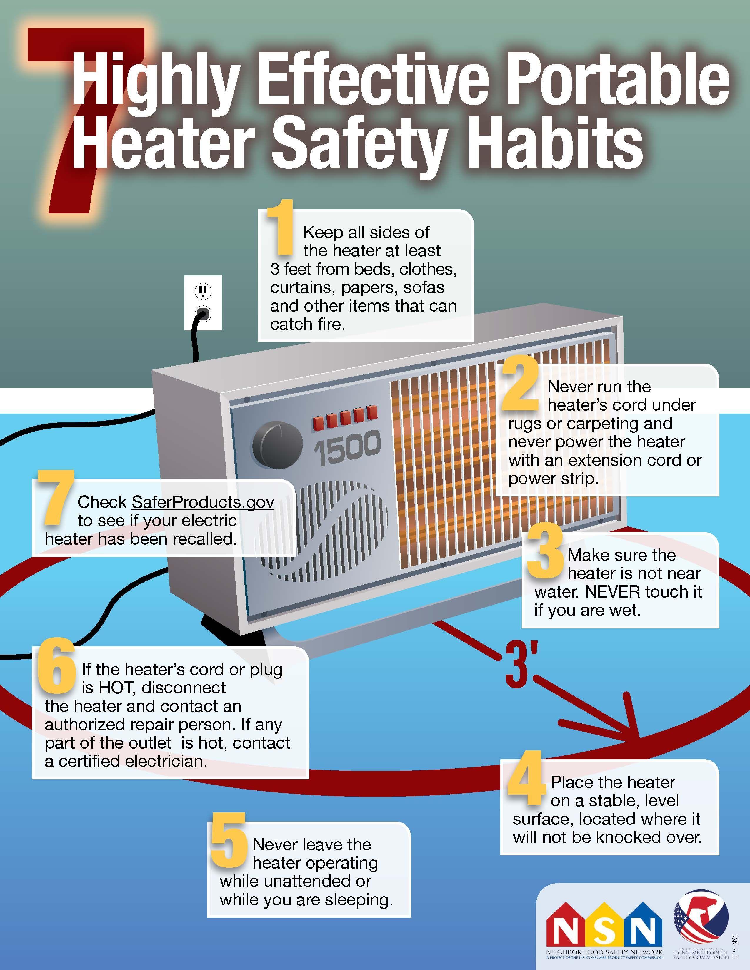 SierraMechanical OFallonMO Home Heaters Safety