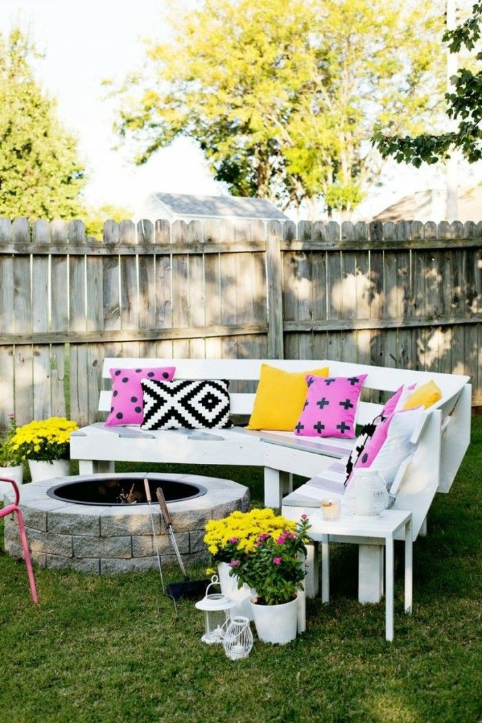 Garden Seating  99 ideas on how to design an outdoor living room is part of Home garden Seating - A garden without a seating area is a rarity and the absence of such would certainly be accused by many as a disadvantage  Not only in a decorative garden, this is a must  Even if you plant a vegetable garden, you consider a small seating area where full relaxation and good mood are eagerly awaited  …