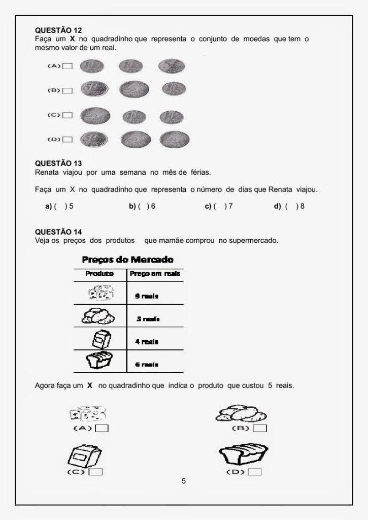 Pin Em Matematica 3 Ano Ex