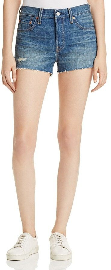 499e6e90 Levi's 501® Cutoff Shorts in California Tide | Products