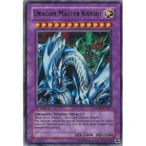 YuGiOh Card Game Duelist Pack Kaiba Single Card Dragon Master Knight DPKB-EN0...