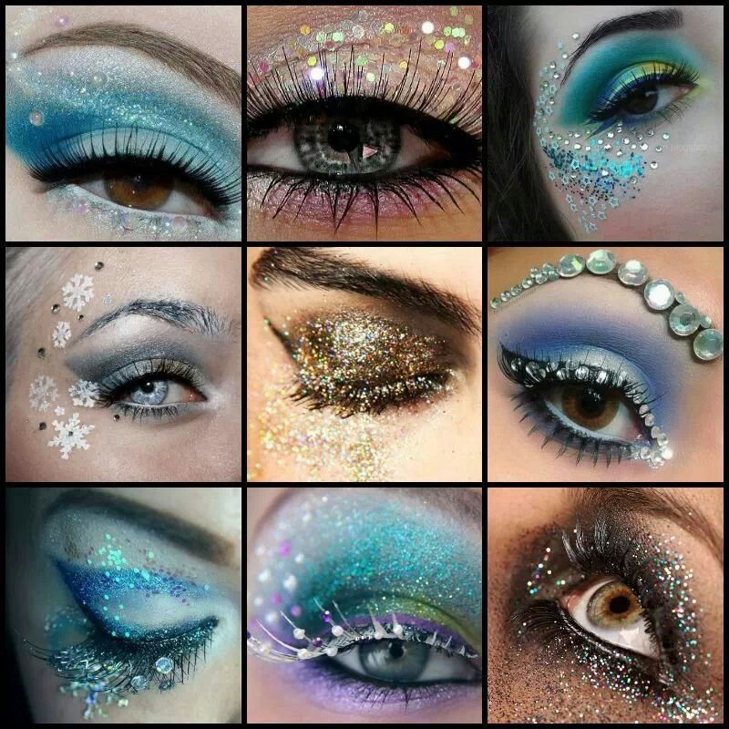 Ice Queen Costume Ideas Google Search Halloween Eye Makeup