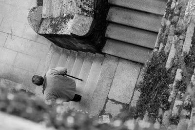 Reto escaleras. Javier Rey