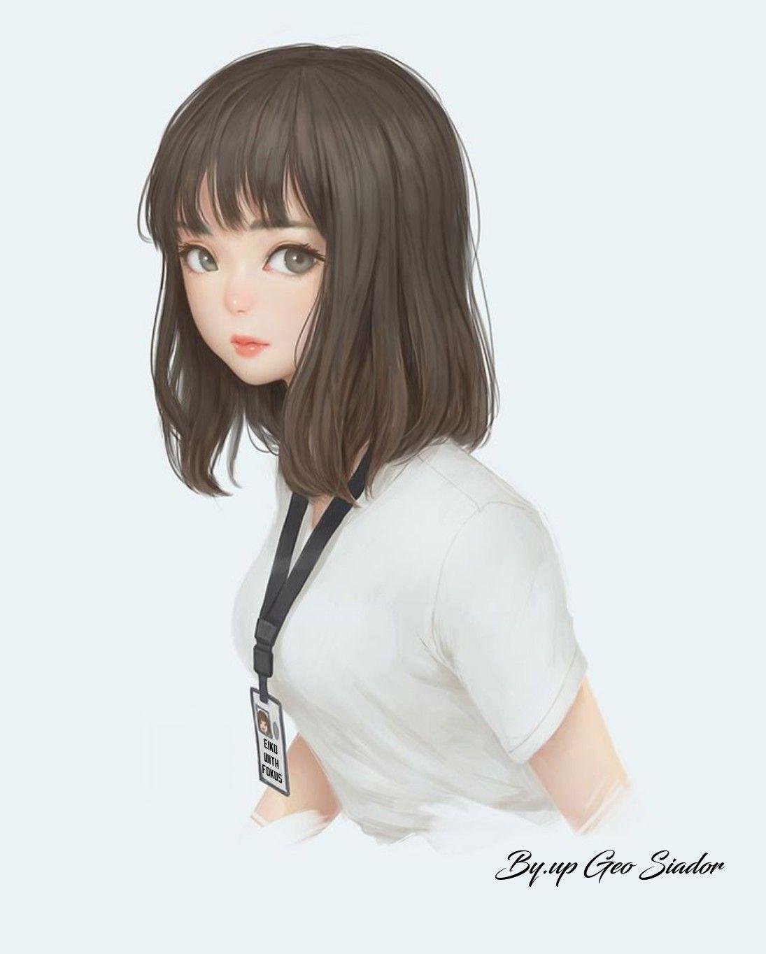 Repost Digital Art Girl Art Girl Illustration Art Girl