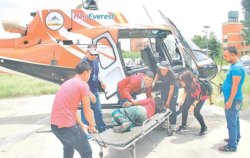 Air ambulance plan evokes pessimism Ambulance, How to plan