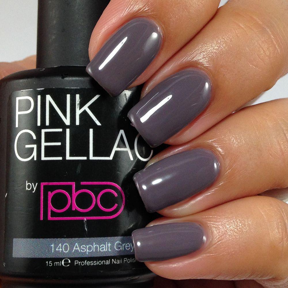 Pink Gellac kleur 140 - Nagels | Pinterest - Kleur, Nagel en Gel ...