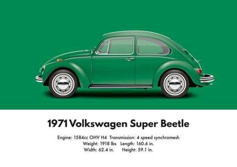 Pin By Udnap 81 On Car Ads Brochures Promo Photos Vw Super Beetle Vw Beetles Volkswagen Beetle
